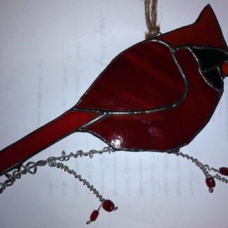 Temporary Cardinal photo