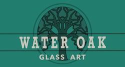Water Oak Glass Art